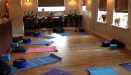 yoga Dorpshuis Zwinderen